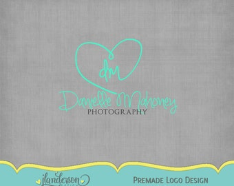 Premade Logo and Watermark - Photography (logo183)