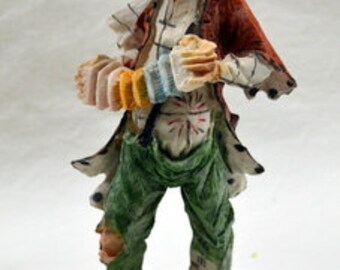 Classic Clown Figurine    033