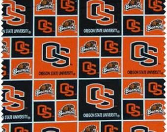 CLOSE OUT Sale College Prints, OSU, orange and black