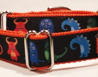 """1"""" Martingale or Buckle - Little Monster"""