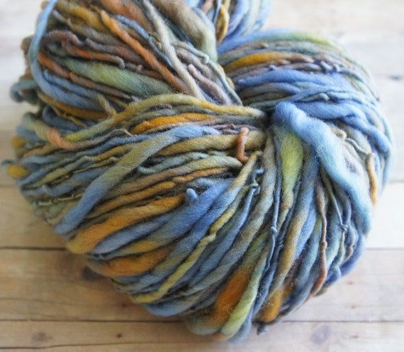 Yarn,Thick and Thin Yarn, Merino Art Yarn, knitting supplies crochet ...