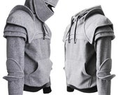 Duncan Armored Knight Hoodie(100% Handmade) Made To Order. Not cheap but surely worth it.