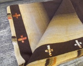 Swedish Wool Blanket Wall Hanging Rug
