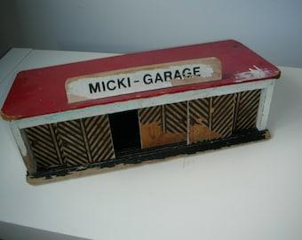 Vintage Micki Garaged, swidish made circa 1960