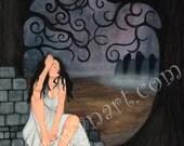 Lorelei - Art print