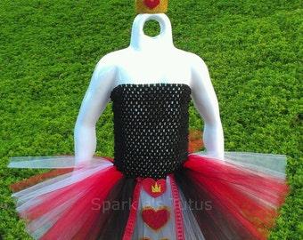 The Queen of Heart- Alice in Wonderland