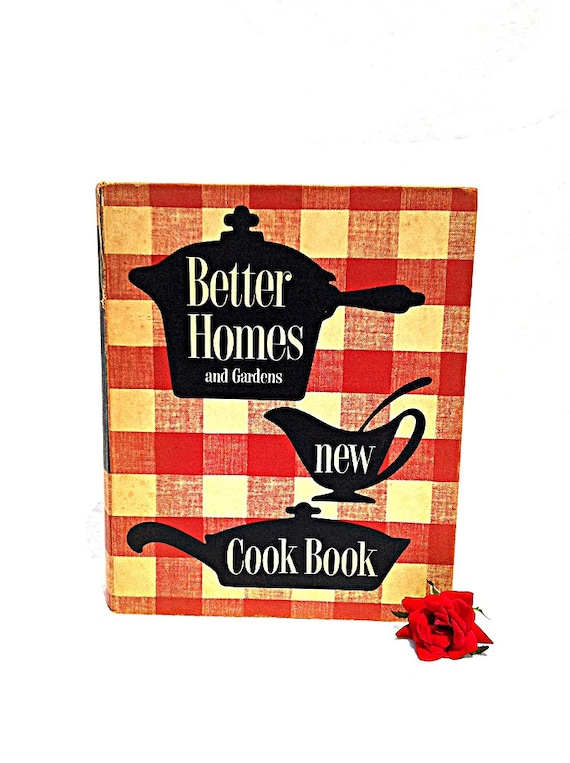 Vintage 1953 better homes and garden new by nonabellevintage - Vintage better homes and gardens cookbook ...