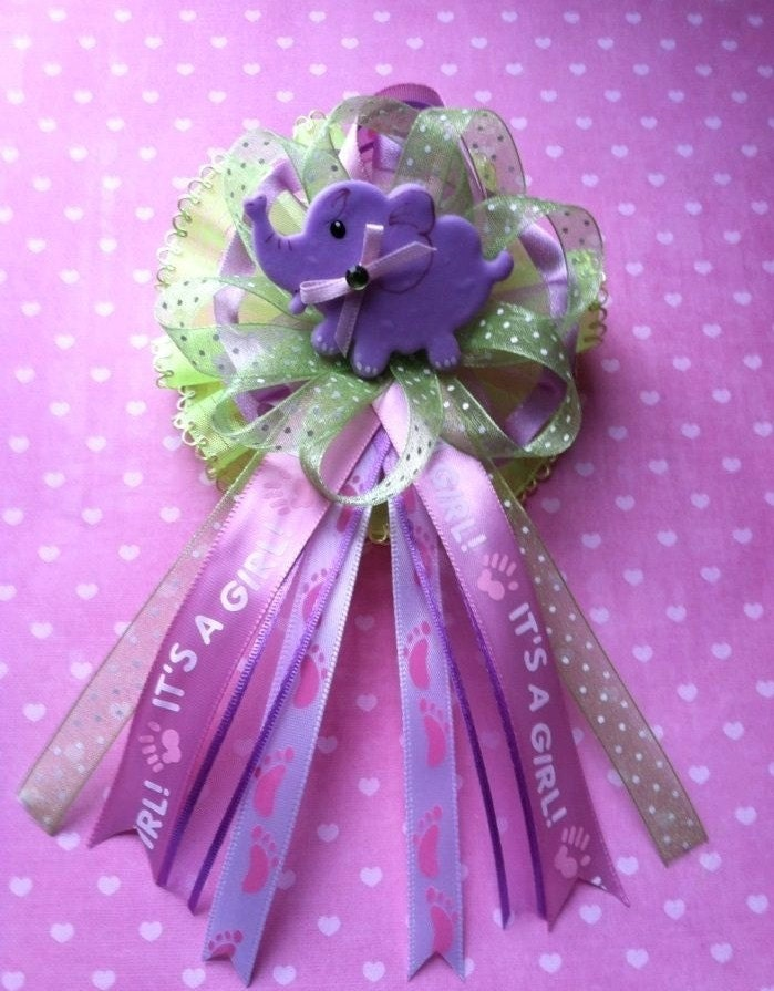 baby shower mom to be corsage baby shower capia baby shower