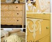 Miss Mustard Seed Milk Paint in Mustard Seed Yellow