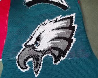 Items similar to Philadelphia Eagles Blanket on Etsy