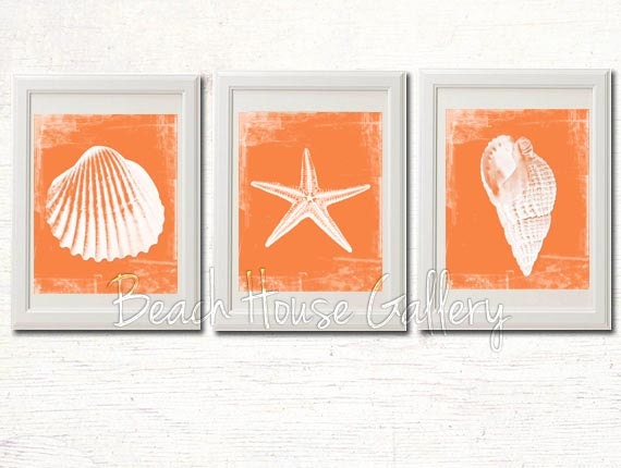 Coastal Wall Decor: Beach Bathroom Printable Beach Decor Bathroom By