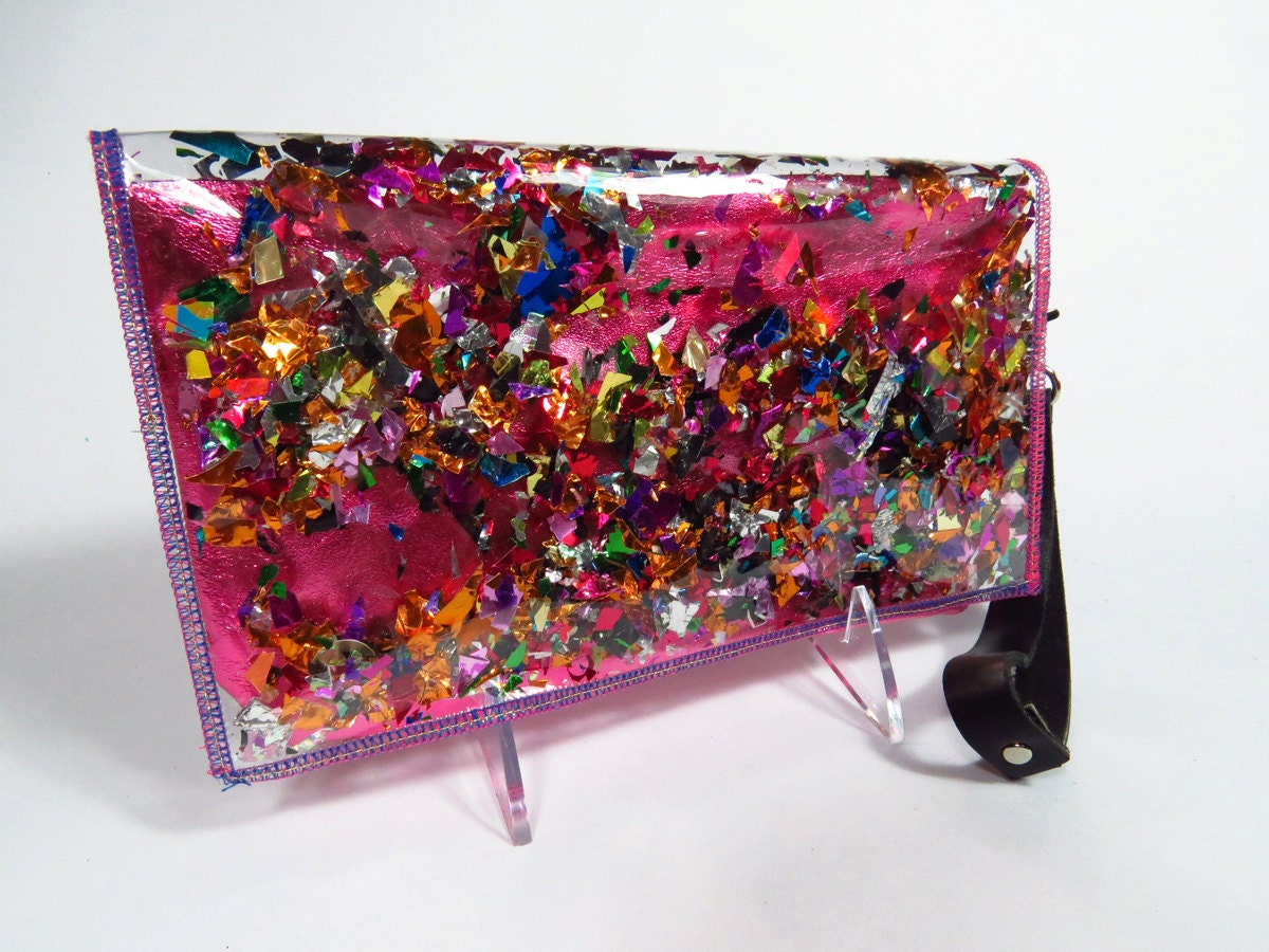 Image Result For Pink Clutch Bag