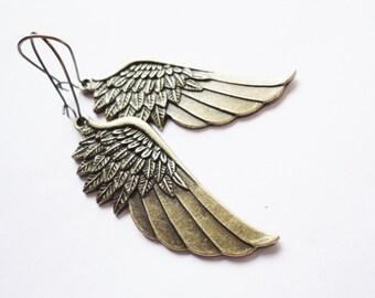 Earrings Wing