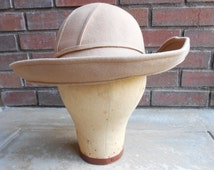 Custom Made Linda Page Hat