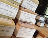 Sweet Orange Oatmeal Soap Bar, All Natural Handcrafted Soap