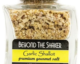 Garlic Shallot Salt Blend