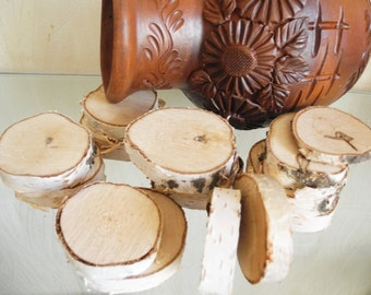 Wood rounds, Wood slices, Round tree, Wooden discs, Wedding tree slices, Rustic wood slices, Tree slices, Wood centerpiece, Wood coasters