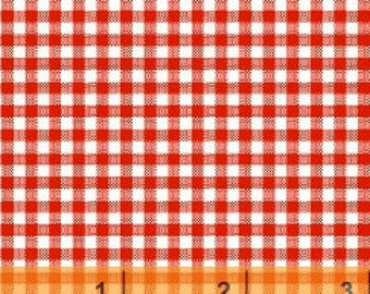 Red Gingham Check by Windham Fabrics - Fat Quarters