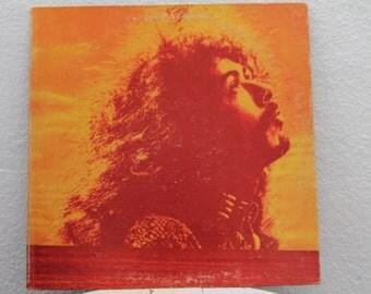 "Carlos Santana and Buddy Miles - ""Carlos Santana & Buddy Miles! Live"" vinyl record (NT)"