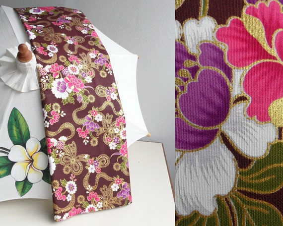 Asian Style Fabric 51