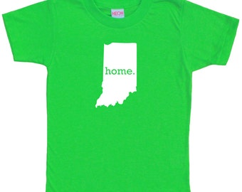 Kids Illinois Home Tee Shirt T Shirt More Colors By
