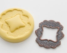 Fancy Frame Silicone Mold