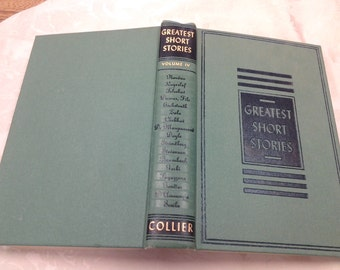 On Sale Greatest Short Stories Book Volume IV