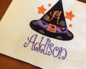 Initial Witches Hat