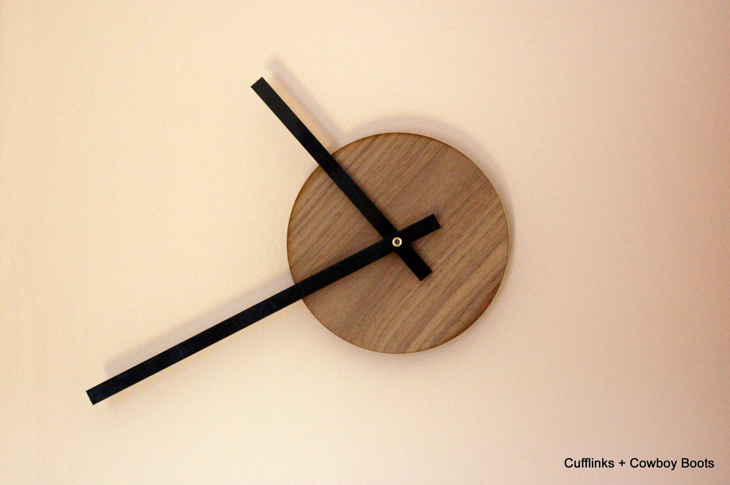 Unique Minimalist Modern Wall Clock Modern By