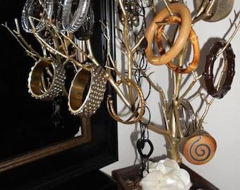 "30"" Manzanita Jewelry Tree"
