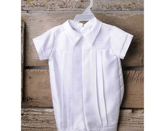 Keaton Baby Boy's Discount Christening, Baptism or Blessing Outfit
