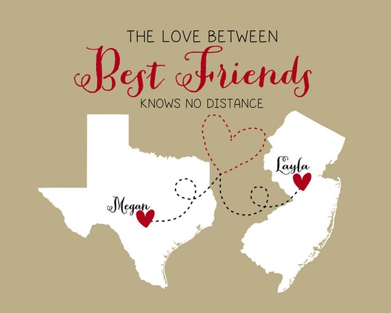 Quote About Distance And Friendship Amusing Quotes About Best Friends Long  Distance Cute Long Distance