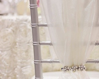 """600 Ft. White Tulle Bolt 5 Bolts of 40 Yards 54"""" Wide White Tulle Bolts Wholesale Tulle Bolts Wholesale White Tulle Wedding Tulle White Bolt"""