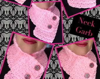 Neck Garb Neck Warmer by Poetic Garb