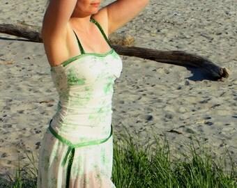 Flowered Flirty Dress