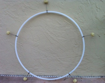 ZeusHoopS 5-Wick Collapsible Fire Hoop - FREE Shipping