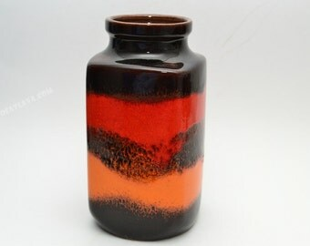 West German vase by Scheurich 216-20
