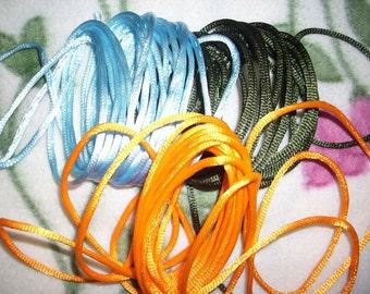 3 x 3m Satin cord (217)
