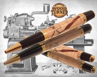 Woodturner Inlay Pen 0092