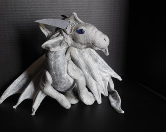 PATTERN wearble dragon plush 2