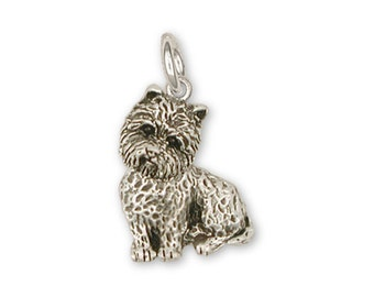 Westie West Highland White Terrier Charm Jewelry  WT7-C