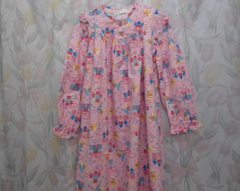 Size 10  Girls  Night Gown