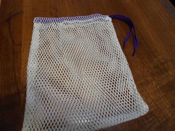 Nylon Mesh Drawstring Bags 51