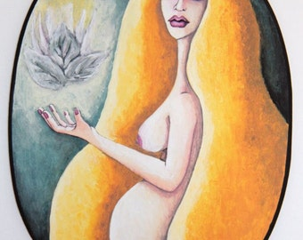"Original art ""Motherhood"" - original painting"