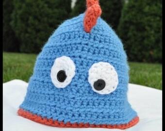 Little Dino hat