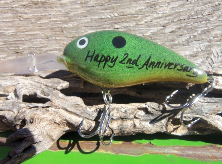 13 Wedding Anniversary Gifts For Him: Happy Anniversary 2nd Wedding Anniversary Gift By