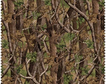 Camo fabric for the outdoor enthusiast.