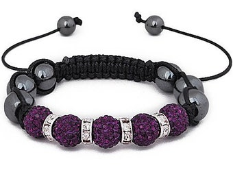 Shamballa Bracelet, More choice of Colors