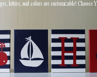 Popular items for anchor nursery decor on Etsy