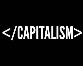 End Capitalism